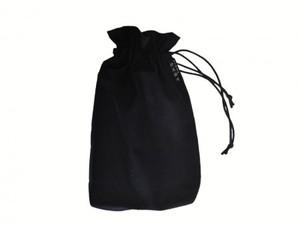 【柊屋新七】黒巾着