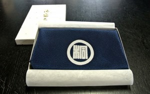 【名前入り】手袱紗(特殊家紋)