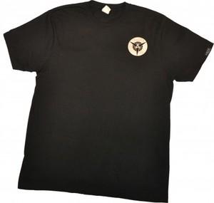 【柊屋新七】 黒Tシャツ